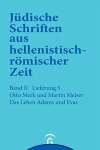 Das Leben Adams und Evas - Merk, Otto; Meiser, Martin