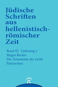 Die Testamente der zwölf Patriarchen