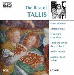 The Best Of Tallis