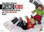 Piano Kids. Komplett-Angebot. Band 1 + Aktionsbuch 1