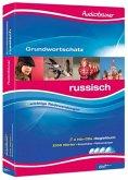Audiotrainer Grundwortschatz Russisch, 4 Audio-CDs