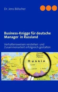 Business-Knigge für deutsche Manager in Russland