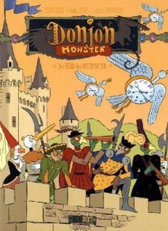 Donjon Monster / Der Herr der Automaten