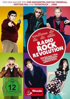 Radio Rock Revolution - Philip Seymour Hoffman,Bill Nighy,Rhys Ifans