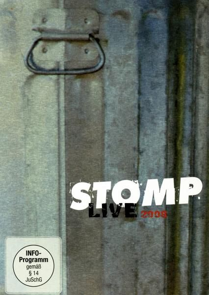 Stomp - Live 2008 (Limited Special Edition, Metalpak) - Diverse