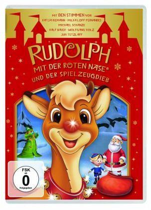 Dvd Rudolph Mit Der Roten Nase
