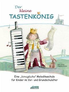 Der kleine Tastenkönig, für Melodika