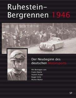 Ruhestein - Bergrennen 1946 - Orlik, Roger; Walter, Martin