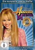 Hannah Montana - Die komplette zweite Staffel (4 DVDs)