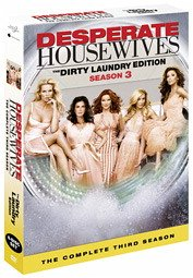 Desperate Housewives - Staffel 3: Die komplette dritte Staffel (6 DVDs)