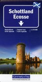 Kümmerly+Frey Karte Schottland Regionalkarte; Ecosse / Scotland / Scozia