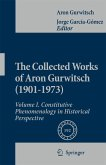 The Collected Works of Aron Gurwitsch in English I