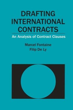 Drafting International Contracts: An Analysis o...