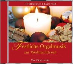 Festliche Orgelmusik zur Weihnachtszeit, 1 Audi...