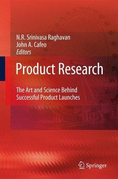 The Art and Science Behind Successful Product Launches - Raghavan, N.R. Srinivasa / Cafeo, John A. (Hrsg.)