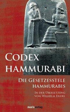 Codex Hammurabi - Hammurabi