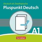 Pluspunkt Deutsch A1. Kursbuch / Arbeitsbuch / Audio-CD