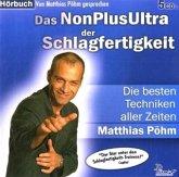 Das NonPlus-Ultra der Schlagfertigkeit, 5 Audio-CDs