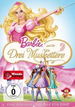 barbie und die drei musketiere auf dvd - portofrei bei bücher.de