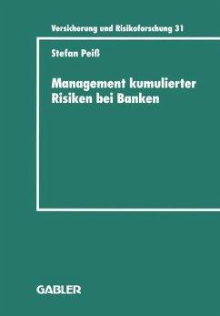 Management kumulierter Risiken bei Banken - Peiß, Stefan