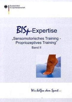 "BISp-Expertise ""Sensomotorisches Training - Propriozeptives Training"""