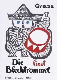 Die Blechtrommel, 3 MP3-CDs - Grass, Günter