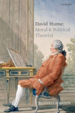 David Hume: Moral and Political Theorist - Hardin, Russell