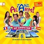 Ki.Ka Tanzalarm! 4-Tanzalarm Auf Europatour