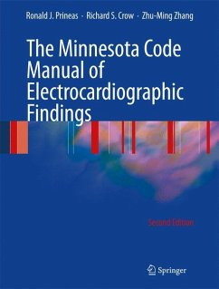 The Minnesota Code Manual of Electrocardiographic Findings - Prineas, Ronald J.; Crow, Richard S.; Zhang Zhu-ming
