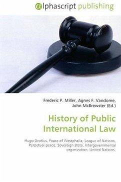 History of Public International Law