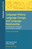 Language History, Language Change, and Language Relationship