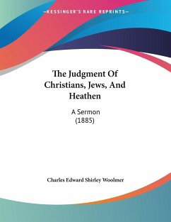 The Judgment Of Christians, Jews, And Heathen