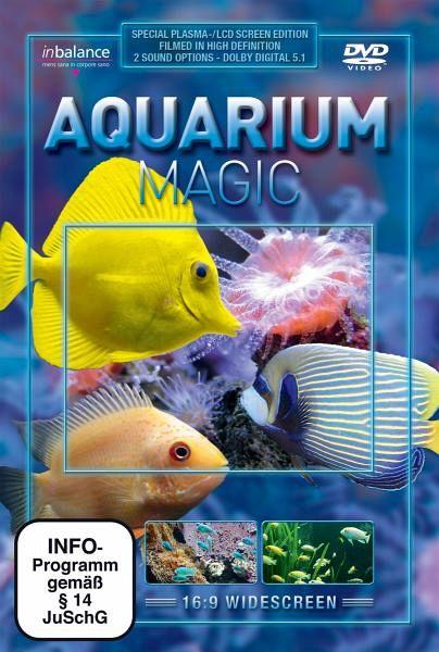 magic treasury aquarium magic auf dvd portofrei bei b. Black Bedroom Furniture Sets. Home Design Ideas