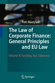 The Law of Corporate Finance: General Principles and EU Law 3