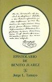 Epistolario de Benito Juarez