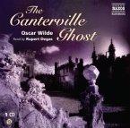 The Canterville Ghost, Audio-CD\Das Gespenst von Canterville, englische Version, Audio-CD