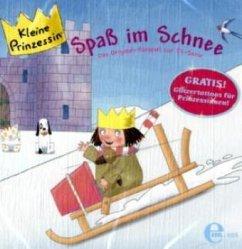 Kleine Prinzessin - Spaß im Schnee, 1 Audio-CD
