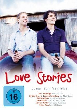 Love Stories - Jungs zum Verlieben (OmU) auf DVD