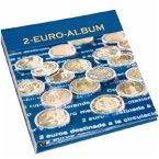 Münzalbum für 2 EUR (Euro) Gedenkmünzen aller Euroländer Bd. 2