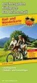 PublicPress Rad- und Wanderkarte Berchtesgaden, Königssee, Bad Reichenhall