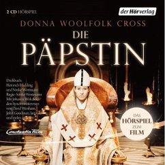Die Päpstin, 2 Audio-CDs - Cross, Donna Woolfolk