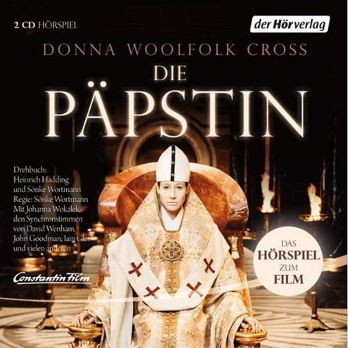 Die Päpstin, 2 Audio-CDs - Cross, Donna Woolfolk