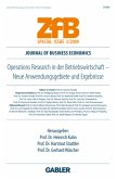 Operations Research in der Betriebswirtschaft 3/2009