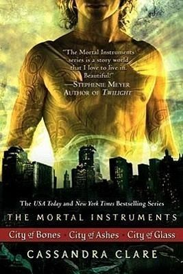 The Mortal Instruments: City of Bones; City of Ashes; City ...