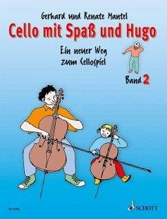 Cello mit Spaß und Hugo