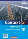 Context 21. Workbook mit Lösungsschlüssel und CD-ROM. Nord (Bremen, Hamburg, Niedersachsen, Schleswig-Holstein)