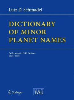 Dictionary of Minor Planet Names - Schmadel, Lutz