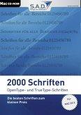 2.000-Schriften-CD (Mac)