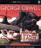 Animal Farm, 3 Audio-CDs\Farm der Tiere, 3 Audio-CDs, englische Version