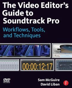 Video Editor´s Guide to Soundtrack Pro